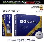▶비거리의 신화◀[2011최신형/빅야드 정품]넥센 빅야드 XP 3피스 골프볼 (흰색, 4색 컬러볼 2종)