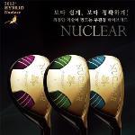 히로아키 골프 정품 HEROAKI Nuclear 컬러디자인의 남성용 하이브리드 우드