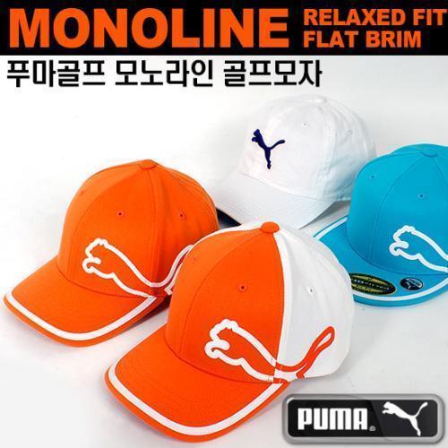 [푸마골프/코브라]NEW 미국정품 리키파울러착용/모노라인/MONOLINE/PUMA 골프모자 모음/스포츠/야구모자