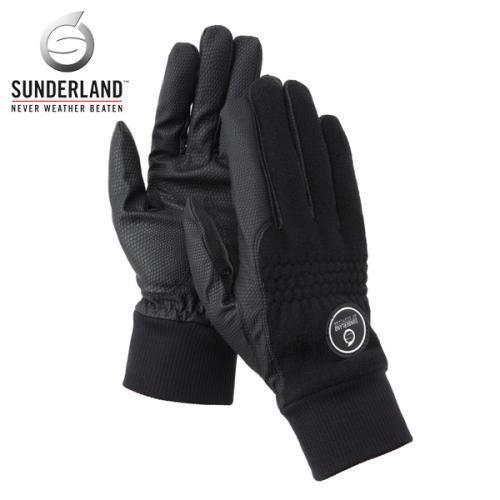 [Sunderland Of Scotland] 선덜랜드 남성 겨울 방한 최고급 기모합피 양손 골프장갑 - SL1MWGE40