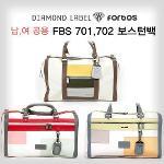 [포보스코리아 정품/MADE IN KOREA] 701,702 BOSTON BAG/포보스 코리아보스턴백