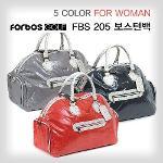 [포보스코리아 정품/MADE IN KOREA] 205-BOSTON BAG (5가지 색상)/포보스 코리아보스턴백