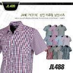 [국내생산] JANE PIERRE  성인 캐쥬얼 남방셔츠 style No_JL488