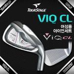 [석교상사] 브리지스톤 투어스테이지 VIQ CL 8아이언세트 [여성용]골프채/골프클럽