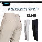 TRADY 클래시컬 봄신상 원턱스타일 기능성 골프바지_Style No_TA540