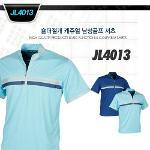 숄더절개 캐쥬얼 남성골프 셔츠 style No_JL4013