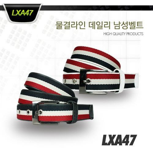 물결라인 데일리 남성벨트 style No_LXA47