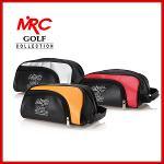 엠알씨골프 MRC GOLF 자수로고 투컬러 배색포인트 최고급형 골프화가방/신발주머니 - PGSB-1310