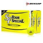 Yellow SF Tour Special(12구) 던롭 노랑 투어스페셜 S/F/골프공/2피스/인도네시아/골프볼/던롭골프공