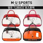 [2014년출시]MU SPORTS 엠유스포츠正品 TLBB433 고급레자형 여성용 보스톤백-4종칼라