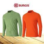 [Burgis]버지스 기모소재 2014 FW 신상품 남성목폴라티셔츠
