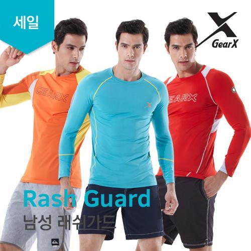 [기어엑스]래쉬가드-남자 남성 수영복 비치웨어 세일