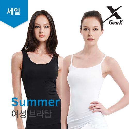 [기어엑스] 여성 브라탑-일반여름