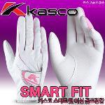[카스코골프정품] KASCO SMART FIT 스마트 합피 골프장갑(양손) [여성]