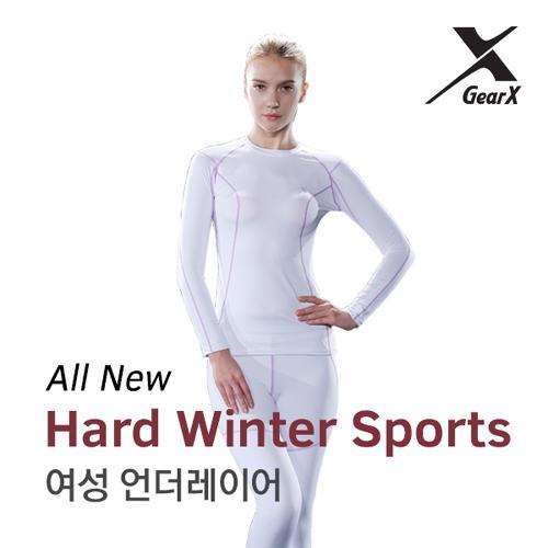 [기어엑스]겨울내의-올뉴일반 혹한기용 스포츠-여성
