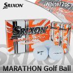 던롭 스릭슨 SRIXON MARATHON 골프공 골프볼 2피스