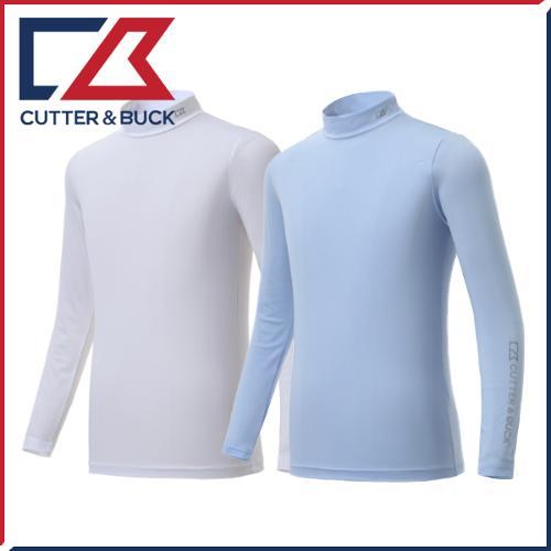 커터앤벅 남성 ICE PLUS/CREORA 원단 냉감 스판소재 기능성티셔츠 - 1451-109-45
