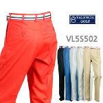 발렌시아 나일 원턱 솔리드 컬러 골프 팬츠 VL5S502