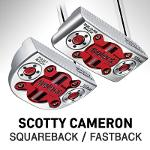 [Titleist][미국내재고배송] New Scotty Cameron Fastback, Squareback/스카티카메론 퍼터
