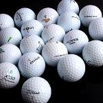 50분사은품증정 유명 브랜드 혼합 B급 로스트볼 골프공 골프볼 골프용품 필드용품