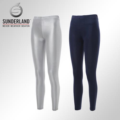 [Sunderland Of Scotland] 선덜랜드 여성 스판소재 패턴무늬 냉감 레깅스 - 16512IP01