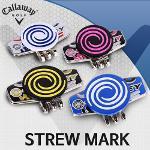 캘러웨이 15 STREW MARK 볼마커 4종