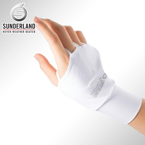 [Sunderland Of Scotland] 선덜랜드 여성 최고급 냉감 스판소재 손등장갑 - 16512HW01