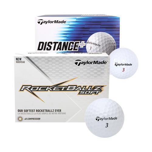 [테일러메이드] 2PC의 골프볼의 지존! 버너 디스턴스VS 디스턴스 플러스!