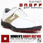 [온오프 정품] ONOFF OS7108 여성용 골프화