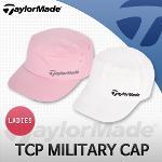 테일러메이드 15 TCP 우먼 밀리터리 모자[여성용]