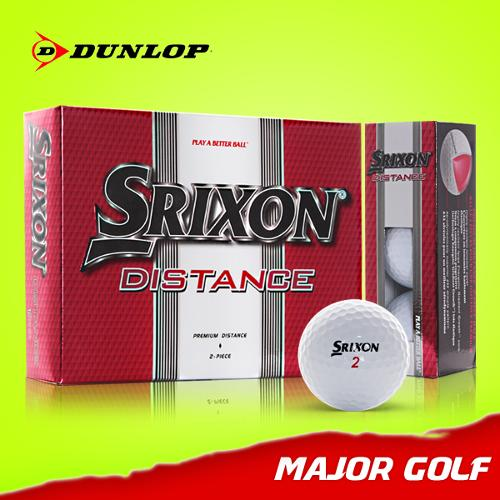 던롭 스릭슨 디스턴스 골프공 /2피스/골프공/골프볼/칼라볼/컬러볼/SRIXON Distance