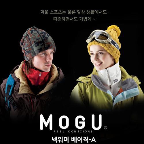 [모구 MOGU] 넥워머(숏) 겨울용품/방한용품