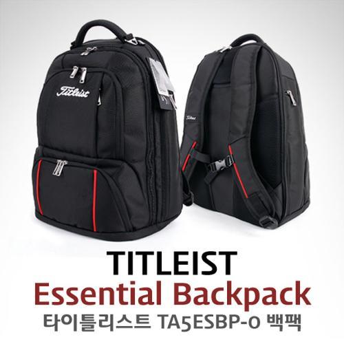[2016년신상]Titleist 타이틀리스트 아쿠시넷트正品 Essential Backpack 백팩(TA5ESBP-0)