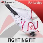 카스코 FIGHTING FIT 파이팅핏 양피장갑 골프장갑 [여성]