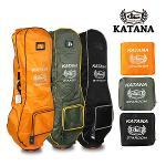 [카타나골프 정품] 카타나(KATANA) 패커블 항공커버 /골프용품/골프가방