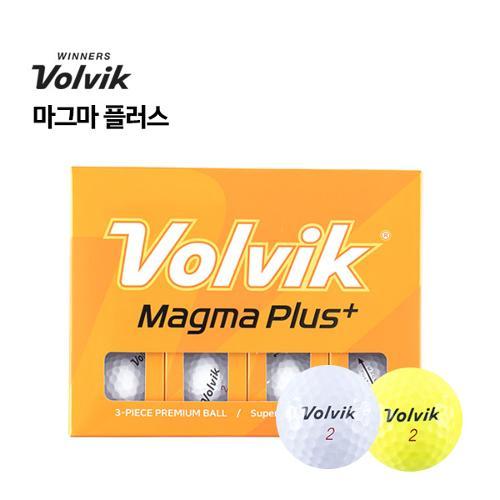 볼빅 MAGMA Plus 고반발 골프공 [3피스/12알]