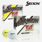 스릭슨 제트스타 XV Srixon Z star XV 골프공 골프볼 칼라볼 화이트볼 옐로우볼 골프용품 필드용품