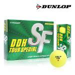던롭 뉴 DDH SF 골프공 DUNLOP NEW DDH SF 골프볼 칼라볼 옐로우볼 골프용품 필드용품