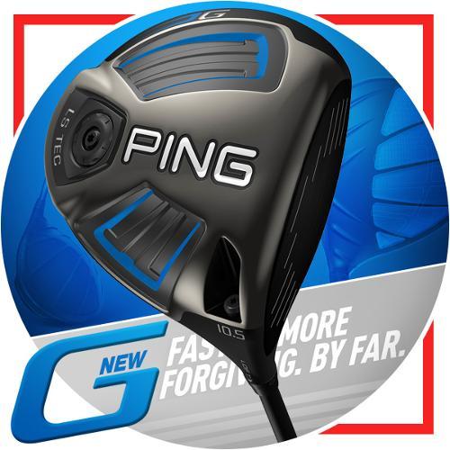 (High-Performance)핑 골프 NEW G 튜닝 드라이버