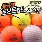 [낱알판매] 컬러볼 젝시오 3피스 로스트볼 /1알낱개판매