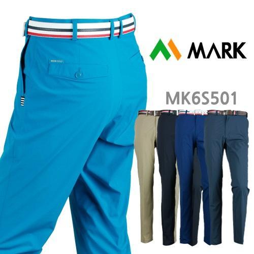 마크골프 매직밴드 냉감 골프바지 MK6S501