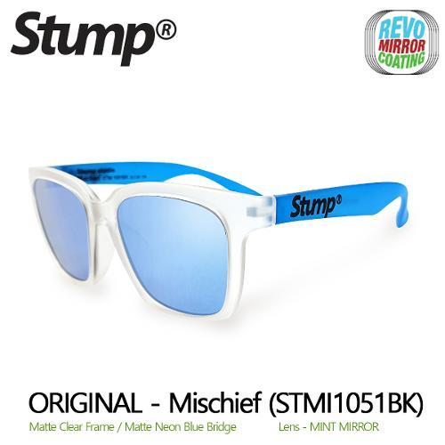 미러 선글라스 Mischief (STMI1051BK)-Mint Mirror 한정 수량 기획제품