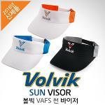 [2016년신제품]VOLVIK 볼빅 VAFS SUN 썬 남/여공용 바이저 썬캡-3종칼라
