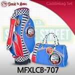 데니스골프 세서미 CB MFXLCB-707 캐디백세트 골프백세트