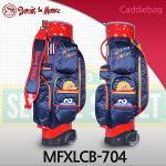 데니스골프 세서미 CB MFXLCB-704 바퀴형 캐디백 골프백