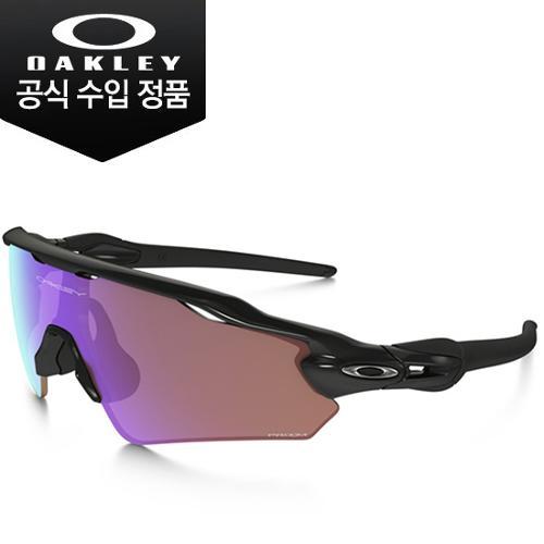 오클리 선글라스 레이다 이브이 [프리즘렌즈 골프] OAKLEY RADAR EV (A) Polished Black / Prizm Golf