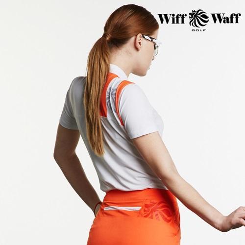 위프와프 골프 여성 반팔 카라 티셔츠 GS60213