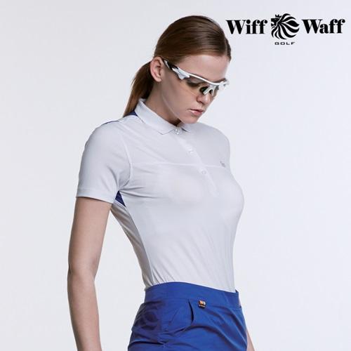 위프와프 골프 여성 반팔 카라 티셔츠 GS60212