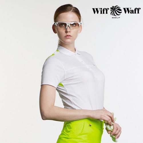 위프와프 골프 여성 반팔 카라 티셔츠 GS60211