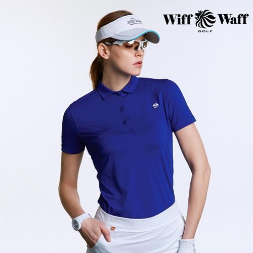 위프와프 골프 여성 반팔 카라 티셔츠 GS60208